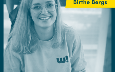 #peopleofwelcome: Birthe