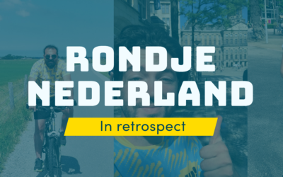 An event in retrospect: Rondje Nederland